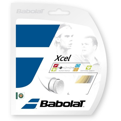 Babolat X Cel Power 1.25/17Mm Tekli Raket Kordajı