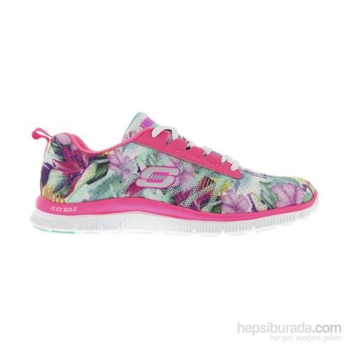 Skechers Flex Appeal -Floral-Bloom 12061/Pkmt