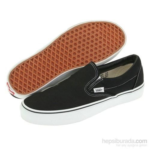 Vans Classic Slip-On Siyah Unisex Ayakkabı