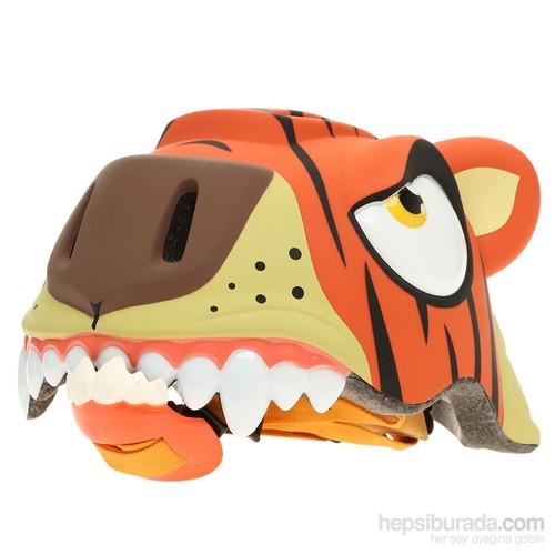 Crazy Safety Tiger Çocuk Kaskı