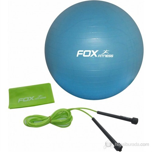 Fox Fitness Çok Fonksiyonlu Pilates Fitness Seti