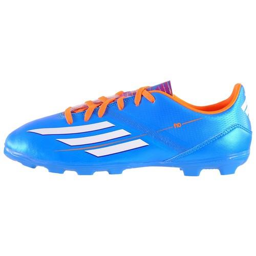 Adidas D67208 F10 Trx Hg J Çocuk Krampon Açık Mavi