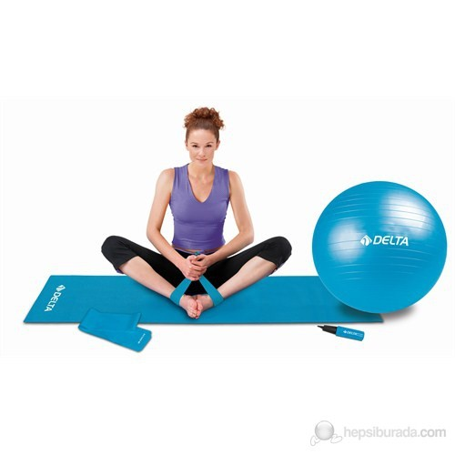 Delta Pilates & Yoga Set - Ds 760