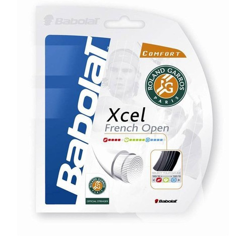 Babolat X Cel French Open 1.25/17Mm Tekli Raket Kordajı