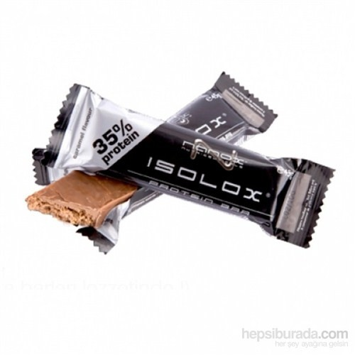 Nanox Isolox Protein Bar (24 adet )