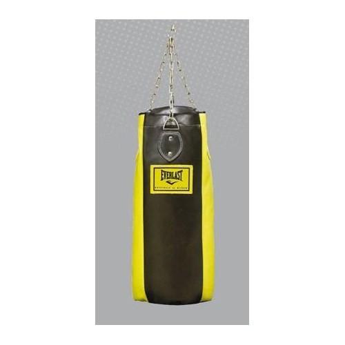 Everlast PU 100 x 35 Sarı/Siyah Boks Torbası