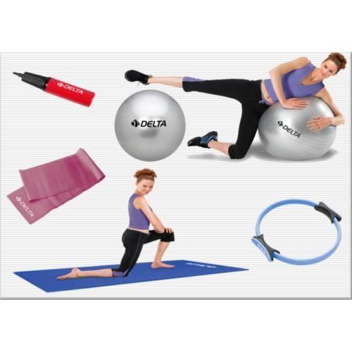 Delta Deluxe Pilates Full-set – Dfp 603