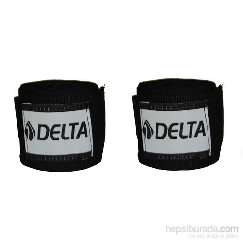 Delta Siyah 3,5 M. Deluxe Boks El Bandajı - EBS 397