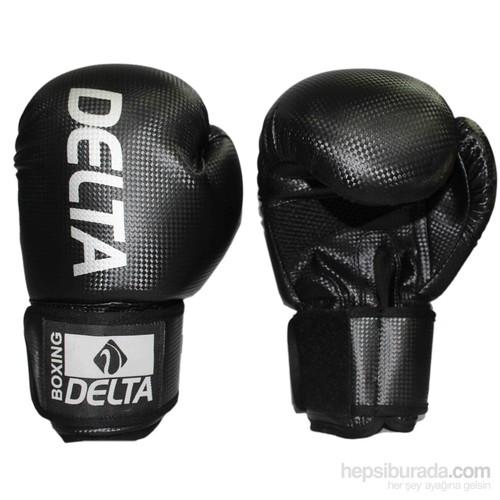 Delta Storm Siyah Deluxe PU Boks Eldiveni