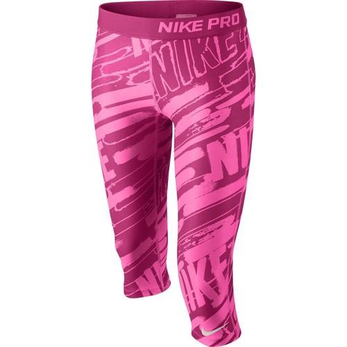 Nike 641721-639 Pro Gfx Yth Çocuk Kapri