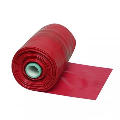 Avessa Rulo Pilates Bandı Hafif Direnç Kırmızı 10 Metre
