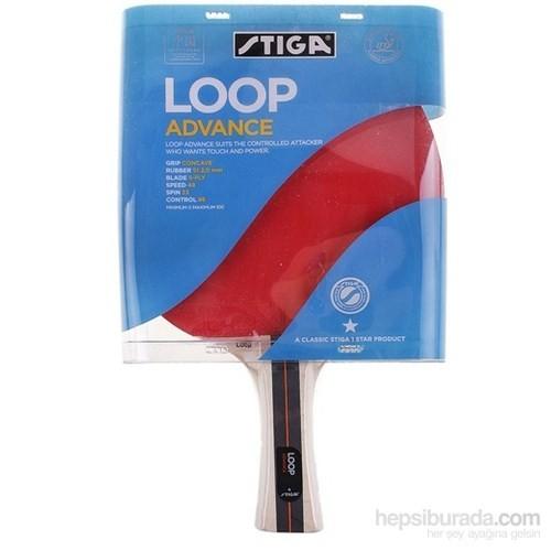 Stiga Loop Advance 1 Yıldız Wrb Masa Tenisi Raketi 1788- 01
