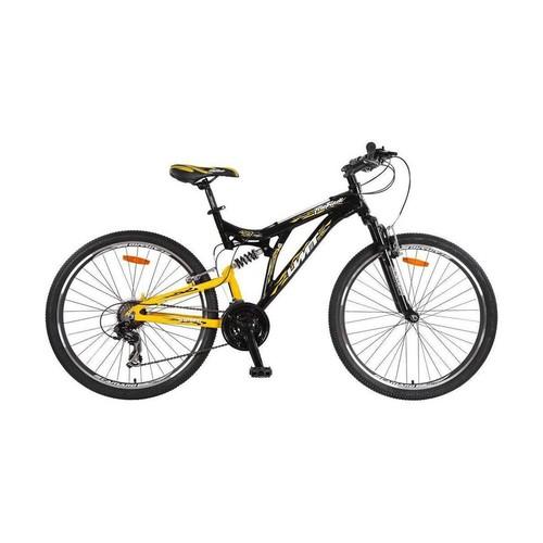 Ümit 26J FIREBLADE ERKEK Dağ Bisikleti ALUM.Kadro Çift Süspansiyon - V-FREN 21-V