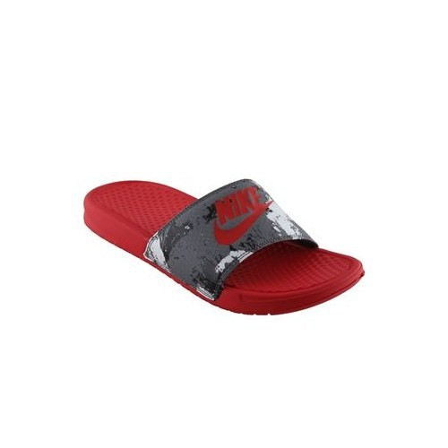 Nike 631261-066 Benassi Jdi Print Erkek Terlik