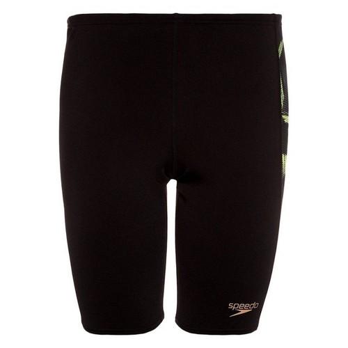 Speedo Badeshorts Black/Grey Erkek Yüzücü Mayoları