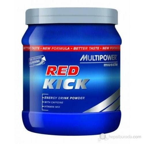 Multipower Nutrition Red Kick 500 Gr.