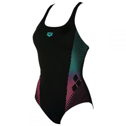 Arena W Espıral One Pıece Kadın Yüzücü Mayosu