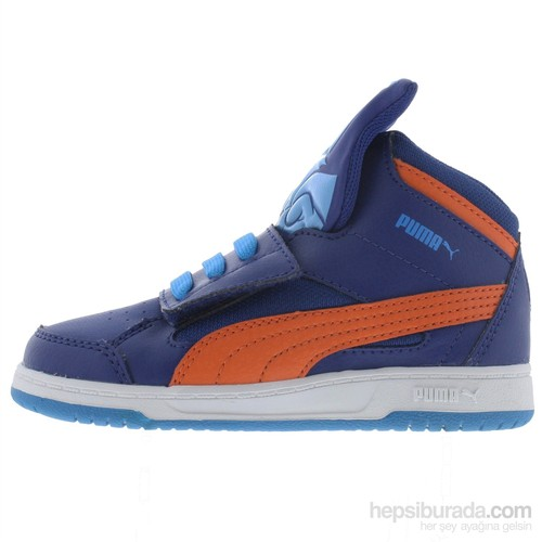 Puma Rebound Tom & Jerry Çocuk Spor Ayakkabı