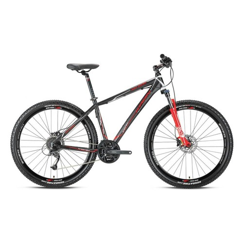 "Kron Xc 500 29 Jant 20"" 27 Vites Fren Mavi - Lime - Beyaz Dağ Bisikleti"