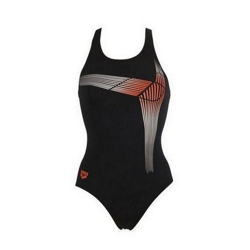 Arena Halley One Piecemango Kadın Yüzücü Mayosu