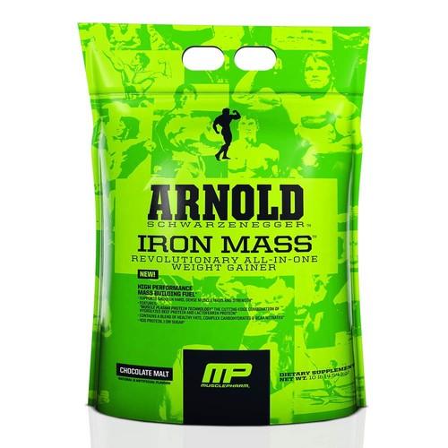 Musclepharm Iron Mass Arnold Series Çikolata 4540 Gr