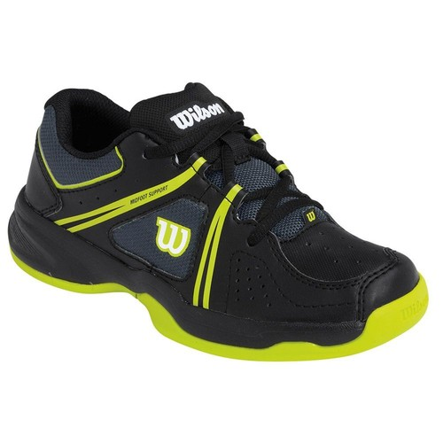 Wilson Envy Jr Black /Green Tenis Ayakkabıları