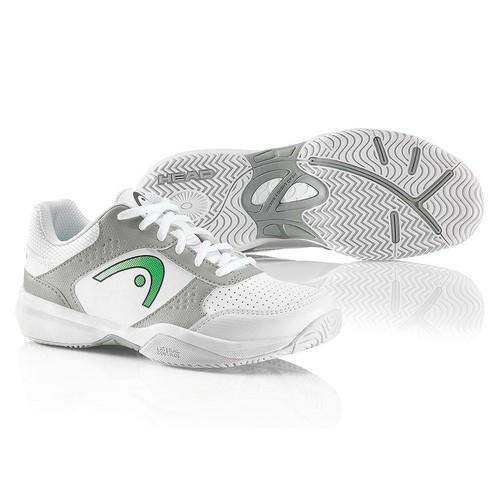 Head Lazer Junior White/Green Tenis Ayakkabıları