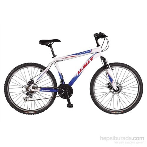 Ümit 2646 Gigantus 2D 26 Jant Dağ Bisikleti