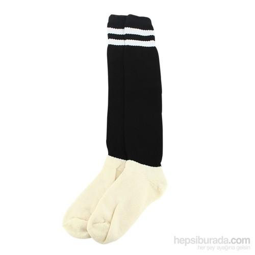 Sportive Trevire Çorap Siyah-Beyaz