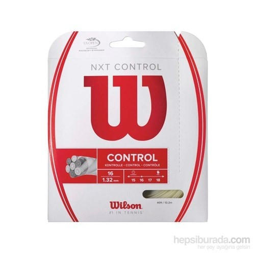 Wilson Wrz 941900 Nxt Control 16ga 1,32mm 12,2m Kordaj