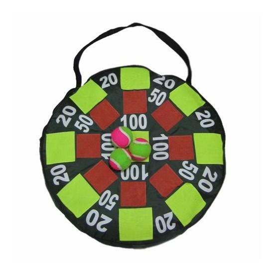 Dart Ball Şişme Dart Oyunu 45 Cm