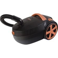 Fantom Dc 3000 Çekici Siyah 850 W Toz Torbalı Süpürge