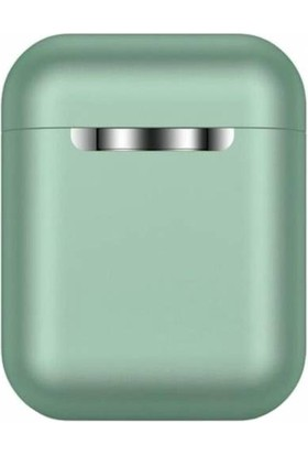 Madepazar Inpods I12 Yeşil Metal Tws Bluetooth 5.0 Kablosuz Kulaklık
