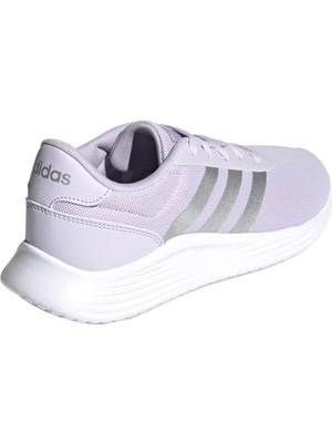 adidas Lite Racer 2.0 Kadın Mor Koşu Ayakkabısı GZ8229