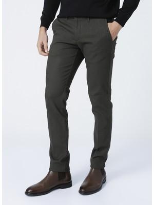 Altınyıldız Classics Yeşil Armürlü Erkek Pantolon