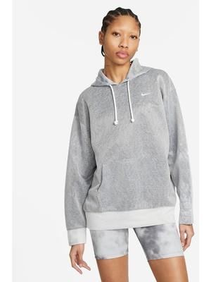 Nike DA0923-010 Icon Clash Kapüşonlu Kadın Antrenman Sweatshirt'ü