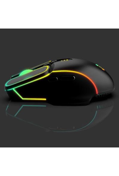 Katsuta T4-1618 Mortimus Rgb Işıklı 7200DPI Macrolu Gaming Oyuncu Mouse