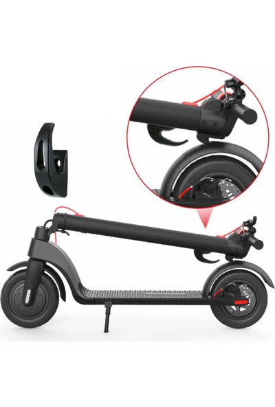 Scootersan Elektrikli Scooter Için Askı Aparatı | Siyah