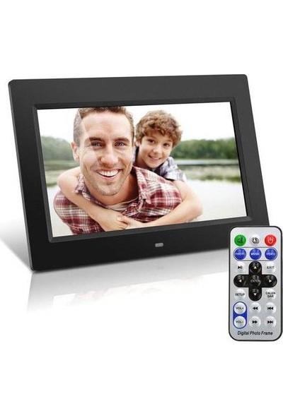Kingboss Dijital Fotoğraf Çerçevesi Tft LCD 7'' Ekran - Uzaktan Kumandalı
