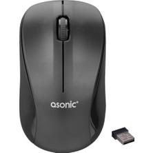 Asonic AS-WM5 1200 DPI Kablosuz Mouse