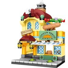 Creator Sokak Görünümü Serisi Çocuk LEGO Oyuncakları (Yurt Dışından)