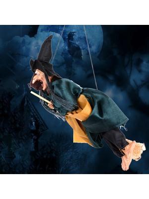 Dolity Uçan Çığlık Atan Cadı Süs (Yurt Dışından)