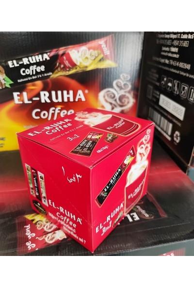 El Ruha Hazır Kahve 18 gr 48'li