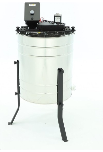 Apimaye Motorlu Bal Süzme Makinesi 4 Çerçeveli 230V LY-W2033BB_2