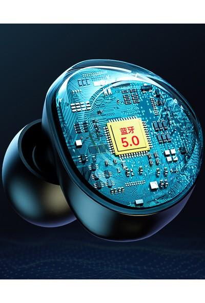 TK Bluetooth Kulaklık Yarı Kulak Içi Kulaklık Kulak Içi Kablosuz Binaural TWS-T8PRO