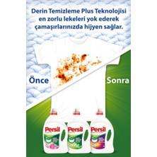 Persil Sıvı Çamaşır Deterjanı 4 x 2310 ml (132 Yıkama) 2 Gülün Büyüsü + 2 Color