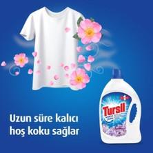 Tursil Sıvı Çamaşır Deterjanı 2 x 4200 ml (120 Yıkama) Leylak Bahçesi