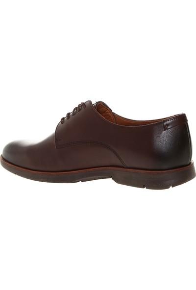 Penford Deri Kahve Klasik Ayakkabı