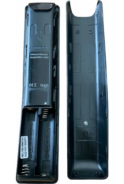 Samsung BN59-01329A Uyumlu RMCSPT1CP1 Akıllı Smart Netflix Prime Tuşlu Kumanda Aır2 Modelyeni2