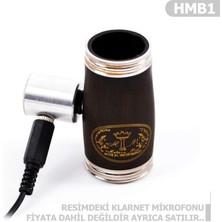 Helene Mia Klarnet Fıçısı Mikrofon Delikli Hmb1